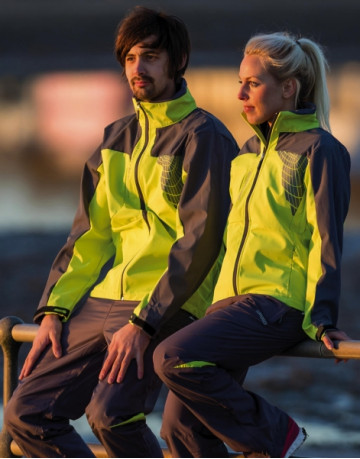 Men's Team Soft Shell Jacket