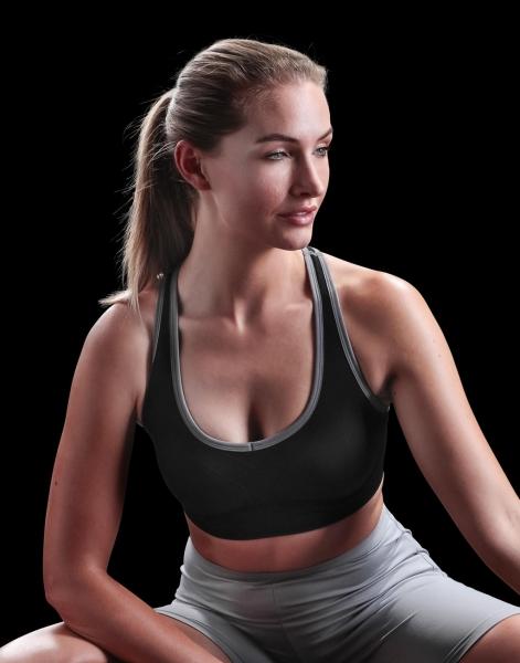 Fitness Cool Compression Sports Bra