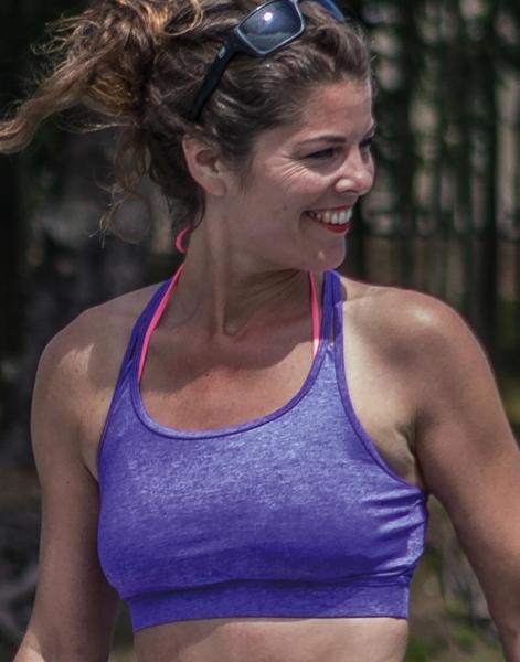 Fitness Women's Crop Top