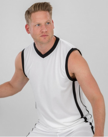 Men's Quick Dry Basketball Top