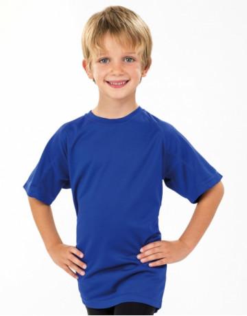 Junior Performance Aircool Tee