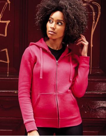 Ladies' Authentic Zipped Hood