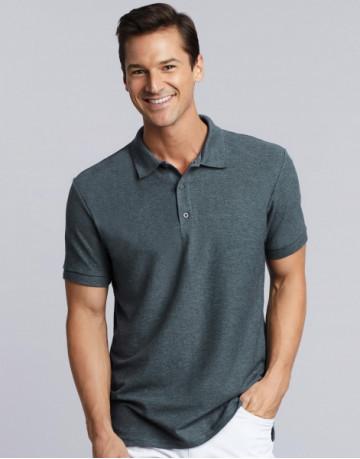 Premium Cotton Double Pique Polo