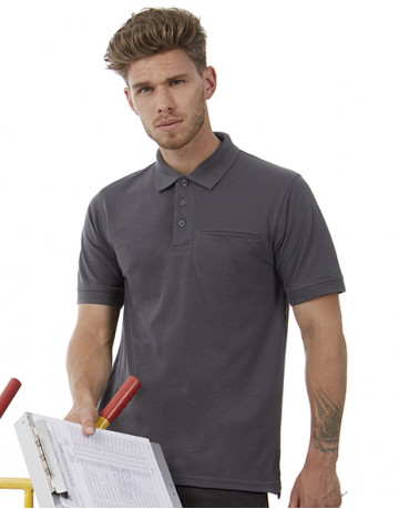 Energy Pro Workwear Pocket Polo