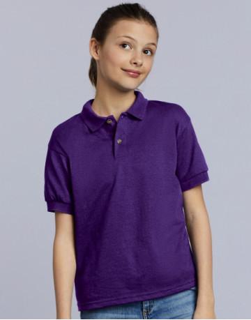 Κids' DryBlend® Jersey Polo