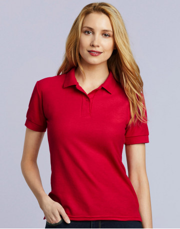 DryBlend® Ladies' Double Pique Polo