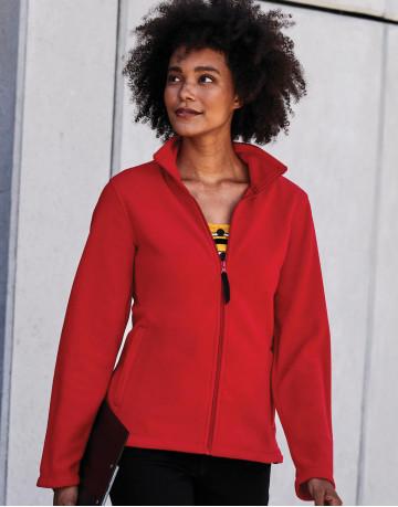 Ladies' Micro Full Zip Fleece