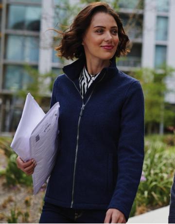 Women's Parkline Mini Stripe Fleece
