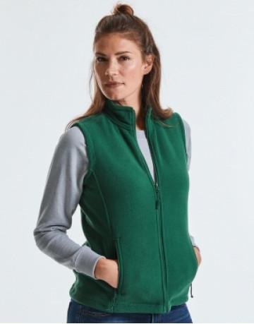 Ladies' Gilet Outdoor Fleece