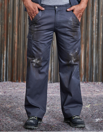 Twill Workwear Trousers length 32""