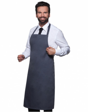 Bib Apron Press Stud Santorini