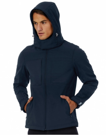 Hooded Softshell/men