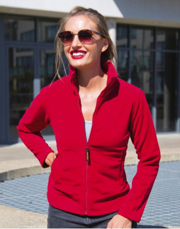 Ladies Horizon High Grade Microfleece Jacket