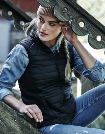 Ladies' Crossover Bodywarmer