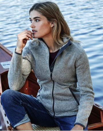 Ladies Outdoor Fleece Jacket
