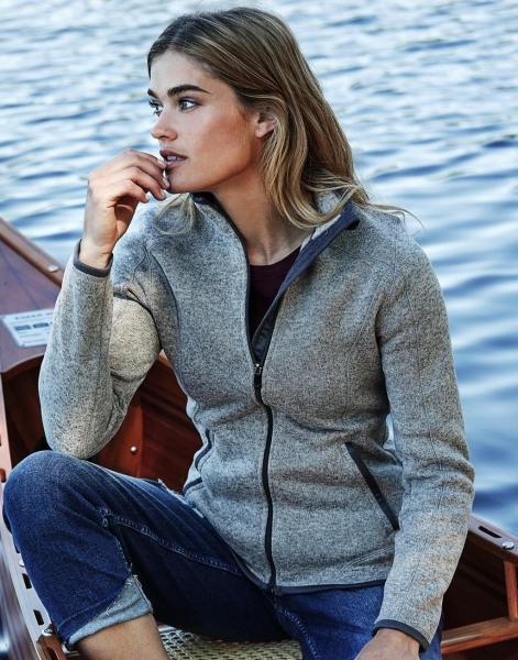 Ladies Outdoor Fleece Jacket